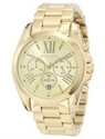 Picture of Michael Kors Bradshaw Chronograph Gold-Tone MK5605 Unisex Watch