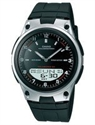 Picture of Casio Analog Digital Telememo Illuminator AW-80-1AVDF AW-80-1AV Men's Watch