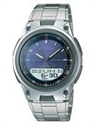 Picture of Casio Analog Digital Telememo Illuminator AW-80D-2AVDF AW-80D-2AV Men's Watch